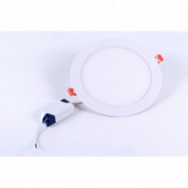 Foco LED Extraplano Redondo 22,5cm Luz Cálida