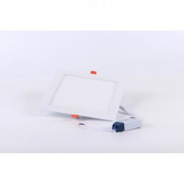 Foco LED Extraplano Cuadrado 22,5cm Luz Neutra